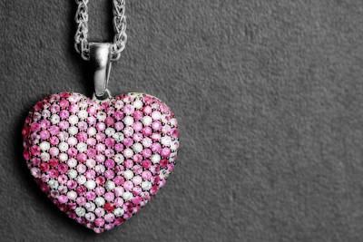 Pink Sapphire Photograph - My Heart Belongs To Effy by Shelley Neff