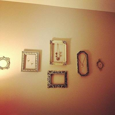 Jewelry Wall Art - Photograph - My Little Vintage Collage :) #room by Natalia Christiano