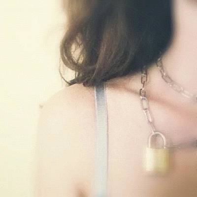 Nude Photograph - My New Tiffany Necklace by Francesca Sara