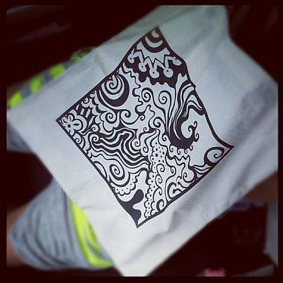Cool Photograph - My New Tote Bag (10$) From by Mandy Shupp