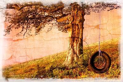 My Old Tree Art Print by Debra and Dave Vanderlaan