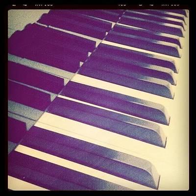 Piano Wall Art - Photograph - My Piano :) Music .. The Essence Of by Xiu Ching