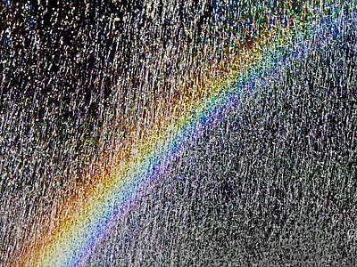 My Rainbow ... Art Print by Juergen Weiss