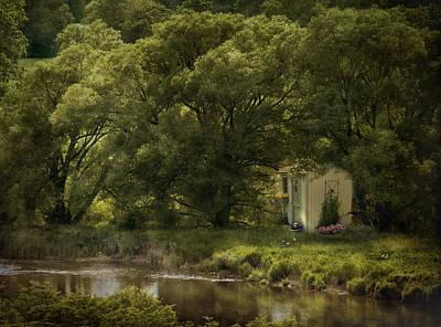 Photograph - My Secret Place by Robin Webster