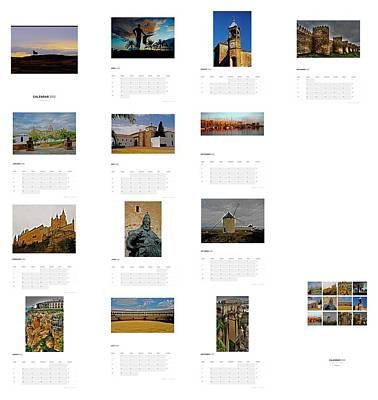 Andalusien Photograph - My Spain ... - Calendar 2012 by Juergen Weiss