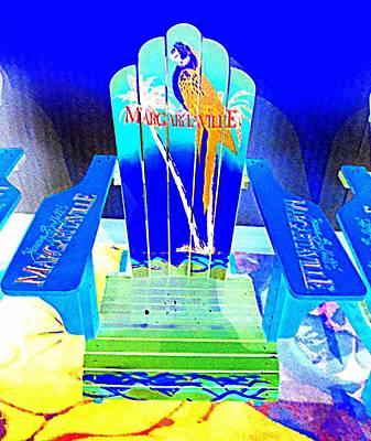 Margaritaville Photograph - My Vegas Margaritaville 4 by Randall Weidner