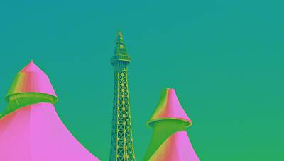 Paris Digital Art - My Vegas Paris 4 by Randall Weidner