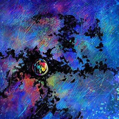Change Painting - My World Between Worlds by Rachel Christine Nowicki