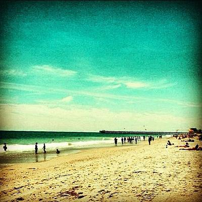 Summer Wall Art - Photograph - Myrtle Beach by Katie Williams