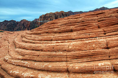 Snow Canyon State Park Photograph - Mystery Of The Stone by Bob Christopher