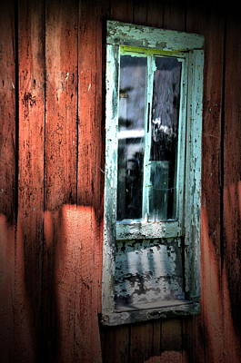 Photograph - Mystery Window by Emily Stauring