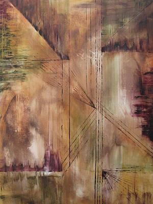 Painting - Mystic Reflections by Roberta Rotunda