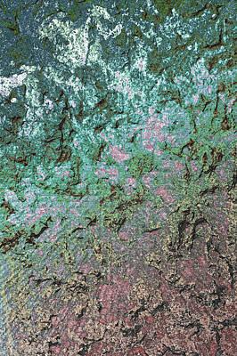 Digital Art - Mystical Rock by Joseph Jennings