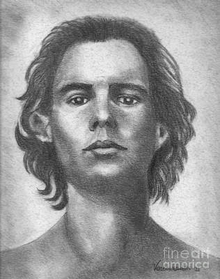 Drawing - Nadal by Kostas Koutsoukanidis