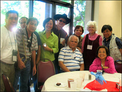 Photograph - Nafaum Friends 2009 by Glenn Bautista