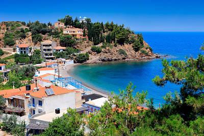 Agios Isidoros Photograph - Nagos Beach  by Emmanuel Panagiotakis