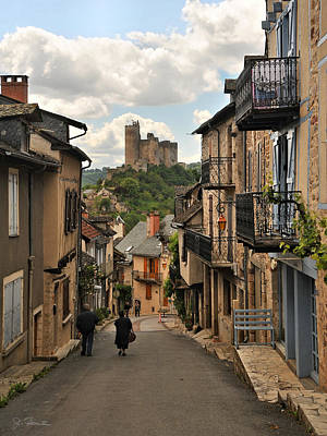 Photograph - Najac No. 2 by Joe Bonita