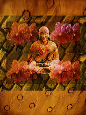 Photograph - Namaste by Ann Powell