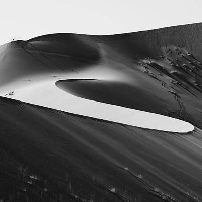 Sossusvlei Photograph - Namibia Wanderer by Nina Papiorek