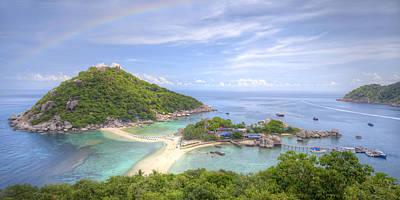 Y120907 Photograph - Nangyuan Island by Copyright Anek