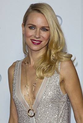 Naomi Watts At Arrivals For Afi Fest Art Print