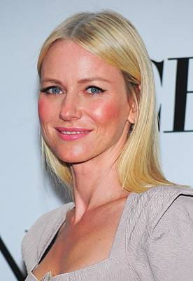 Naomi Watts At Arrivals For American Art Print