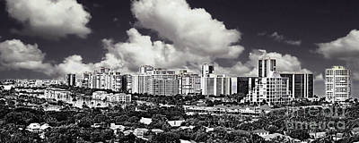 Photograph - Naples Florida - Panorama by Danuta Bennett