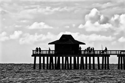 Photograph - Naples Pier by Patrick M Lynch