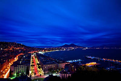 Naples Art Print by Stefano Termanini