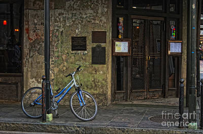 Photograph - Napoleon House New Orleans by Kathleen K Parker