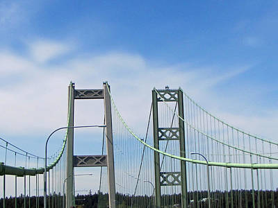 Photograph - Narrows Bridge by Tikvah's Hope