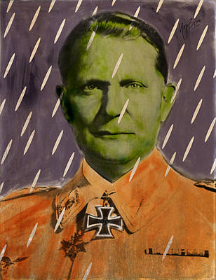 Nasi Goering Art Print by Nop Briex