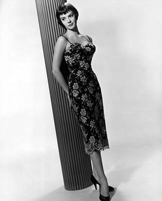 Natalie Wood, Warner Brothers, 1956 Print by Everett