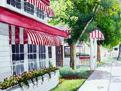 Fort Collins Painting - Nate's by Tom Riggs