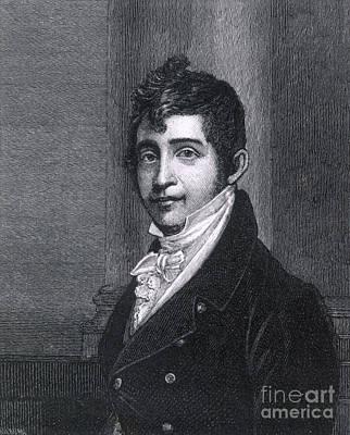 Appleton Photograph - Nathan Appleton (1779-1861) by Granger