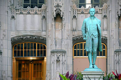 Photograph - Nathan Hale by Anthony Citro