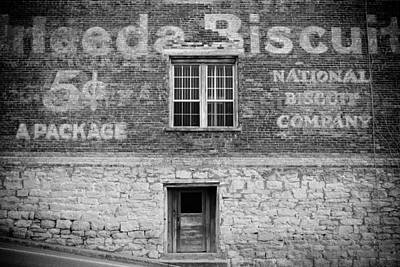 National Biscuit Company Print by Paul Bartoszek