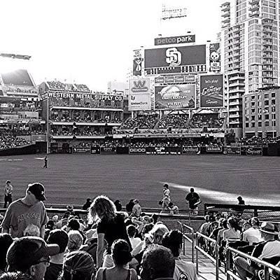 National Pastime...#baseball #hotdogs Art Print