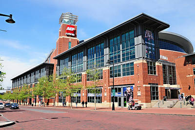 Photograph - Nationwide Arena by John Kiss