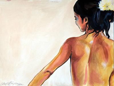Wall Art - Painting - Natural Light by Clayton Singleton