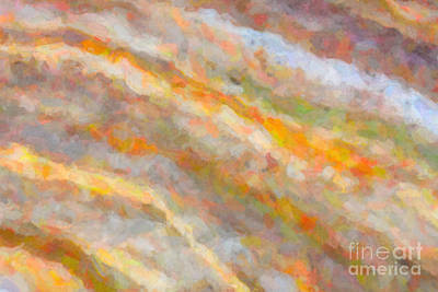 Photograph - Nature Abstract I by Clarence Holmes