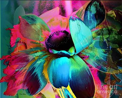 Digital Art - Nature's Beauty by Doris Wood