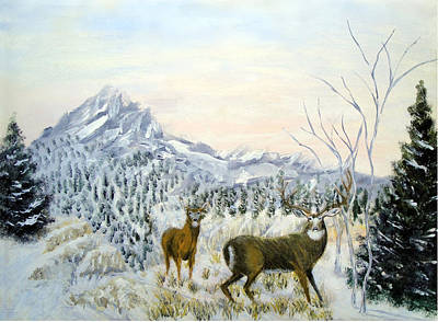 Nature's Creations Art Print