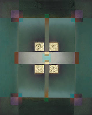 Frank Lloyd Wright Painting - Nava II by Fred Chuang