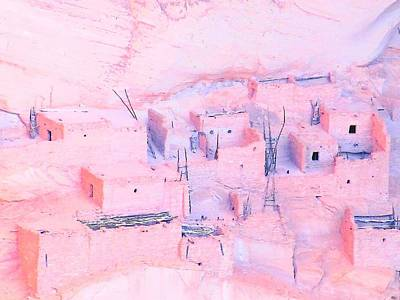 Navajo National Monument Art Print