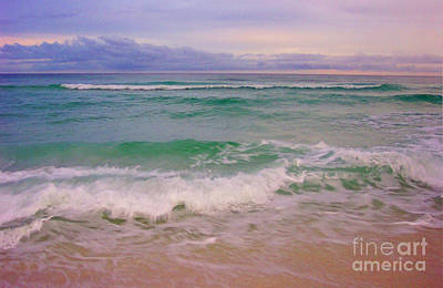 Art Print featuring the photograph Navarre Sunset by Jeanne Forsythe