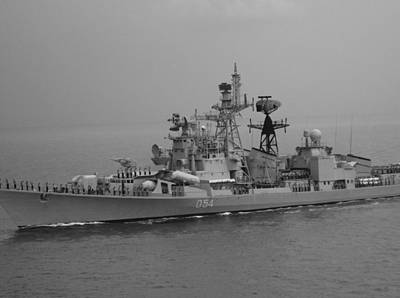 Photograph - Navy Ship 4 by Elizabeth  Doran
