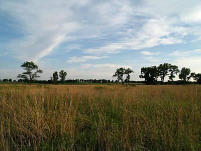 Photograph - Nebraska Prairie One by Joshua House