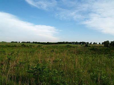 Photograph - Nebraska Prairie Two by Joshua House