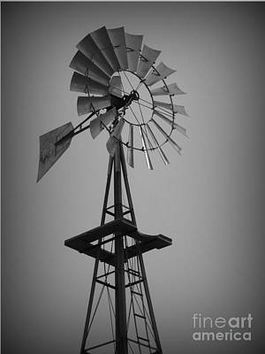 Nebraska Windmill Original